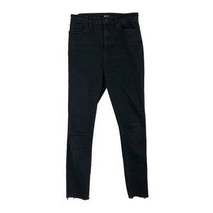 BDG Super High Rise Twig Skinny Jeans Black